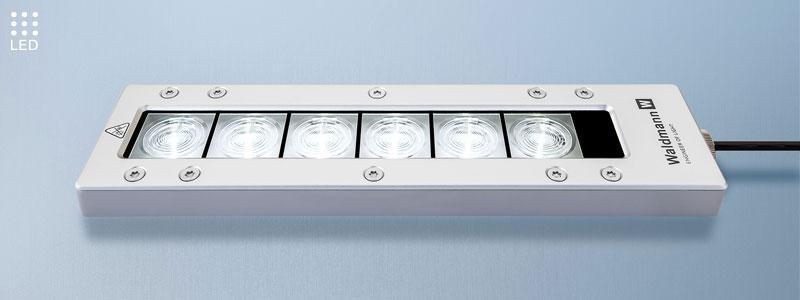表面安装式灯具 <strong>FLAT LED</strong>